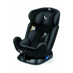 SEGGIOLINO DRIVER 2 GR.0-1-2-3 BLACK