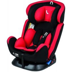 SEGGIOLINO DRIVER 2 GR.0-1-2-3 RED