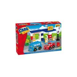 STAZIONE SERVIZIO CARS FOR KIDS