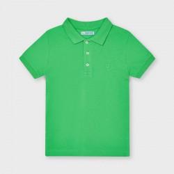 150 Polo mezza manica verde