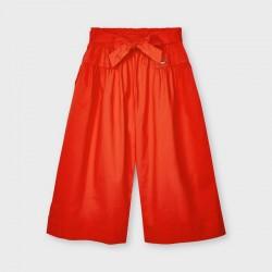 3551 Pantalone culotte popeline