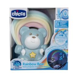 Proiettore Rainbow Bear Azzurro