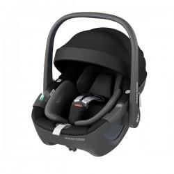 Maxi cosi Seggiolino Auto Pebble 360 Essential Black