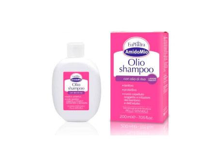 EuPhidra - Olio Shampoo Baby